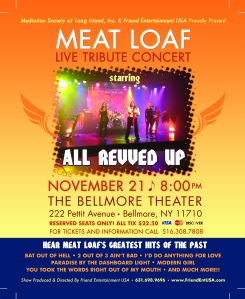 Meatloaf flyer