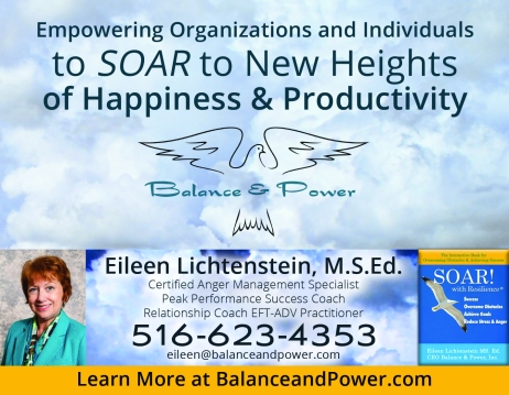 Balance and Power - Eileen Lichtenstein - HALF